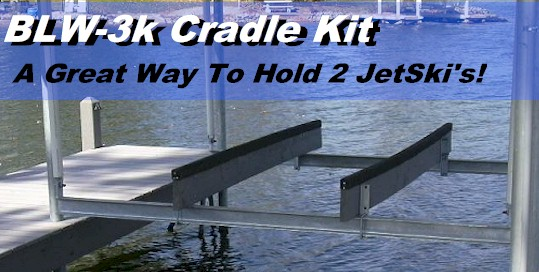 3 Lift Kit >> Jetski Lift - Boat Lift World